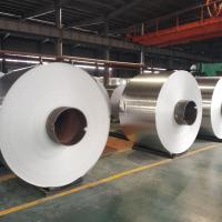 Best 8011 Double Sides Coated Aluminum Strip Roll Mill Finish For Food Kitchen wholesale