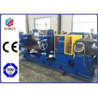 """Best TUV SGS Certificated Rubber Mixing Machine 48"""" Roller Working Length wholesale"""