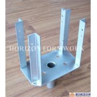 Buy cheap 4-Way Head H20 With Scaffolding System to Support Wood Beams In Slab Formwork from wholesalers