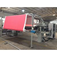 Best Industrial Fabric Cotton Automatic Rolling Machine device 200 W 15 M/Min Roll Speed wholesale