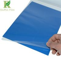 Best 0.03-0.20mm Clear Transparent Surface Guard PE Color Steel Plate Surface Protective Film wholesale
