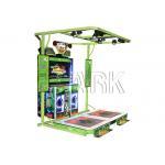 China 47 Dancing Machine Recreation Room Arcade Game Machine / Coin Operate Dancing Machine for sale
