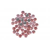 Best Strong Glue Crystal Hotfix Rhinestones , Sparkles Rhinestones 12 / 14 Facets wholesale