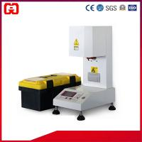 China Melt Indexer, Plastic, Rubber Testing Machine, Room Temperature - 400 ° C for sale