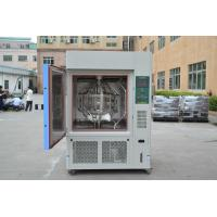 Cheap 500W/m2~1100W/m2 Intensity 350-850nm Xenon Arc Test Equipment With Intelligent for sale