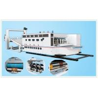 Best Automatic Flexo Printer Slotter Die-cutter Stacker, Automatic Back-kick Feeding wholesale
