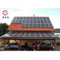 Best 30KW On Grid Solar System High Accuracy Roof / Ground Installation Place wholesale