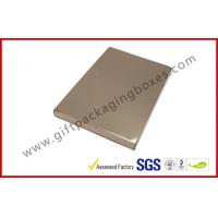 Buy cheap 300g Rich Paper Card Board Packaging Offset Printing With Drawer Box Style from wholesalers