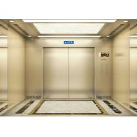 Quality 4.0m/s Speed High Speed Elevator Intelligent control system Free customized design wholesale