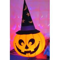 Quality 2m Oxford Lighting Inflatable Pumpkin for Halloween Decoration wholesale