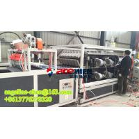 Best plastic PVC+ASA two layer light weight colony roof tile/roofing sheet production line wholesale