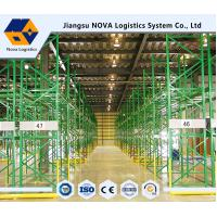 Best Warehouse Industrial Storage, Q235B Pallet Storage Shelves For Handling Equipment wholesale