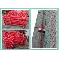 Quality High Speed Personnel And Materials Hoist , Building Site Man Hoist Equipment wholesale