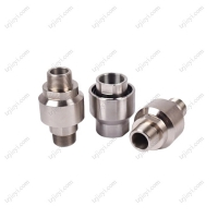 China High pressure water swivel joint for tower crane spray system thread connection for sale