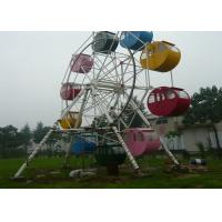 Best Outdoor Big Wheel Fairground Ride , 360 Degrees Ferris Wheel Attraction wholesale