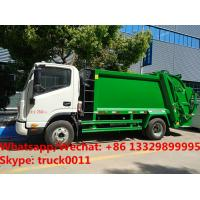 Best 2018s high quality China JAC brand 4*2 LHD diesel 5m3 garbage compactor truck for sale, refuse garbage truck for sale wholesale