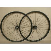 China lightest mtb clincherwheels 27.5er carbon with 25*30MM RIM for mountain bicycle wheelsets on sale