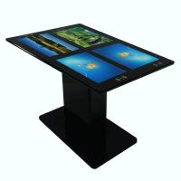 Best Four 21.5'' Multi Touch Screen Table Android Interactive Touch Gaming Machine Table wholesale