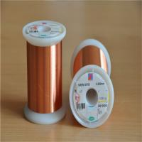 Best Enamelled Ultra Fine Copper Wire Iec Standard For Winding Coil / Transformers wholesale