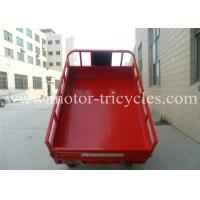 Quality OEM Three Wheel Eec Tricycle , Gasoline Tricycle Shaft Drive 5 Speed wholesale