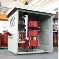Best SGB DGB Series Isolating Voltage Dry Type Transformer Three Phase / Single Phase wholesale