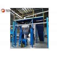 Best Super Large Roller Ball Mill 2000L Automatic Discharge for Micron Powder Grinding & Mixing wholesale