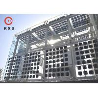 Buy cheap Polycrystalline BIPV Solar Panels Laminated Glass 1500mm*1060mm*28mm Dimension from wholesalers