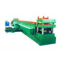 China Automatic Highspeed Guardrail Roll Forming Machinery 18.5kw For Road on sale