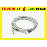 Best Grey pure silver EEG cable electrodes for EEG machine, DIN1.5 socket eeg cable wholesale