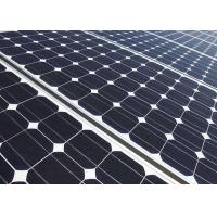 China Renewable Silicon Solar Cell Panel 3.2 Millimeter Transmission Long Life Span on sale
