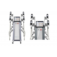 Vacuum Face Lift 5 In 1 Cryolipolysis Slimming Machine for sale