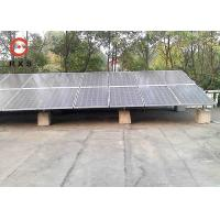 Best Residential Solar Panel On Grid System , 50KW Solar Power System With Long Life Time wholesale
