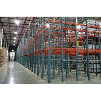 China low temperature freezer room 1500kg loading capacity Drive-in Drive-thru Pallet Racks on sale