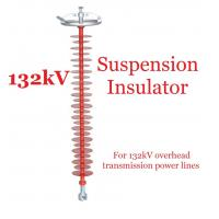 Best 132kV Polymer Suspension Type Insulators Light Weight For Substations wholesale