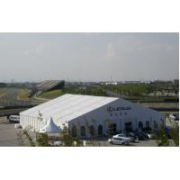 Buy cheap 12mx15m A- Frame Soft Wall Exhibition Shelter Modular Frame For Car Show from wholesalers