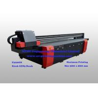 Buy cheap Flatbed Glass Printing Equipment UV Glass Printer With Ricoh GEN5 For Decoration from wholesalers