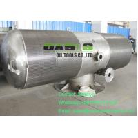 Stainless steel Johnson sea water intake well screens China manufacturer