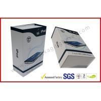Best Embossing / UV Coating Rigid Gift Packing Boxes collapsible Rectangle , size customized wholesale