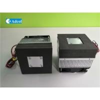 Buy cheap Thermoelectric Air To Plate Cooler Peltier Cooler Cold Plate Cooling from wholesalers