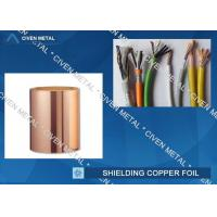 Best Roll Size ED Copper Foil For Shielding, Made Of Red Copper wholesale