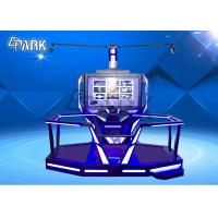 Dancing Shooting Skiing 9D VR Simulator Indoor Game Zone Rock Ship Virtual Reality Equipment