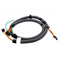 Buy cheap High Quality Automobile Wire Harness 3 Bullet Prong Connectors Terminals Cable from wholesalers