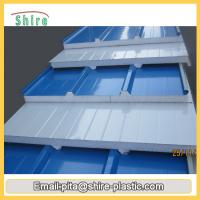 Best Sandwich Roof Panel Surface Protection Film Rolls 5 - 500G / 25MM Adhesion wholesale
