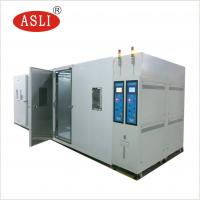 Buy cheap Walk - In Climate Rigid Test Chamer Rooms Simulated High Or Low Temparature And from wholesalers
