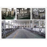 Buy cheap Sliver Full Automatic Noodle Making Machine Line Making Wheat / Corn Flour Fried from wholesalers