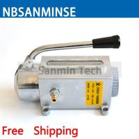 Buy cheap NBSANMINSE QRBS40 Manual Thin Oil Plunger Pump Lubrication Pump Unloading and from wholesalers