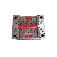 Best Custom 500000 Times Plastic Injection Tooling For PBT Plastic Housing wholesale