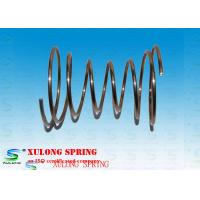 Best 2.5mm Wire Stainless Steel Special Springs , Compression Hourglass Springs wholesale