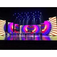 Best Thin Rgb Stage Background Big Outdoor Rental Led Screen Wall CE RoHS FC UL wholesale