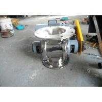 Cheap Round Or Square Rotary Airlock Valve Casting Material  Reducing Motor for sale